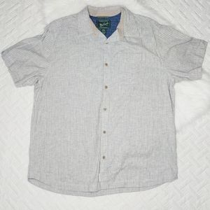 {Woolrich} Short Sleeve Button Down
